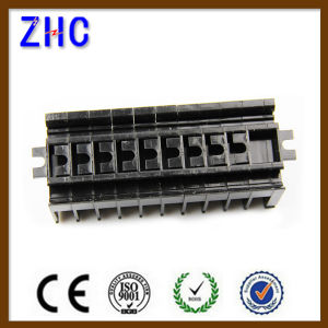 Tk Series DIN Rail Mount Screw Fixed Combined Terminal Block pictures & photos