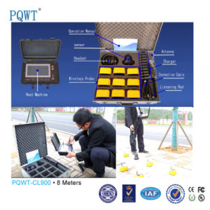 Unique Design Geophysical Equipment 8m Water Leakage Detector Pqwt-Cl900 pictures & photos