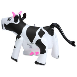 "17"" Party Inflatable Cow Blow up Farm Yard Animal Novelty Toy pictures & photos"