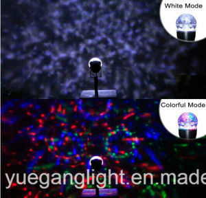 Yuegang Ce& RoHS 2 In1 Kaleidoscope LED Projector Light pictures & photos