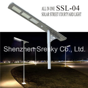 10W-40W Solar Street Light Waterproof IP 65 pictures & photos