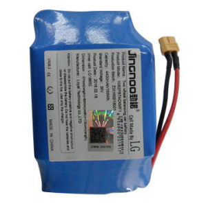High Energy Lithium Ion Battery 36V 4.4ah for Electric Bike pictures & photos