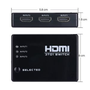 HDMI Switcher 3X1 pictures & photos