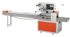 China Double Converter Pillow Wrapping Machine for Various Regular Objects pictures & photos