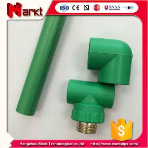 Green Color PP-R Tube pictures & photos