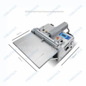 Table Pouch Vacuum Sealing Machine (DZQ-450) pictures & photos