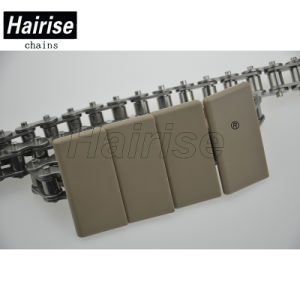 Stainless Steel/Carbon Steel Roller Chain with Plastic Slat Top Chain pictures & photos