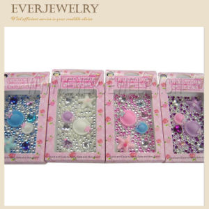 Bing Bling Rhinestone Sticker Decoration for Cellphone pictures & photos