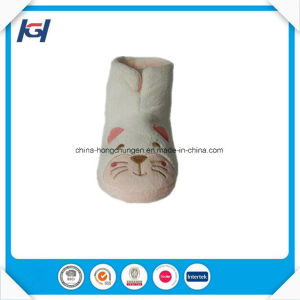 Cute Fashion Soft Winter Warm Indoor Boots for Kids pictures & photos
