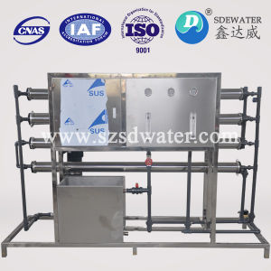 Reverse Osmosis Mineral Water Treatment Machine pictures & photos