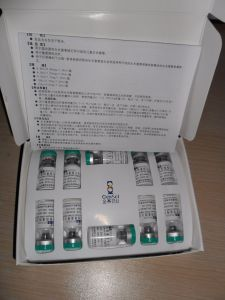 H-G H Hormone Steroids 191AA K-Ig Jin-Tropin Gh 10iu pictures & photos