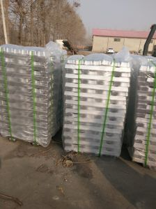 Aluminum Ingot ADC12 Manufacturer with Best Price and Quality pictures & photos