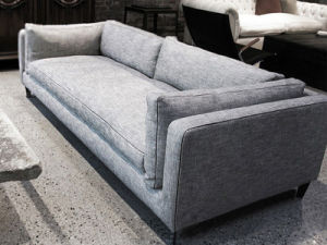Living Room Furniture Italy Modern Fabric Sofa (1+2+3) pictures & photos