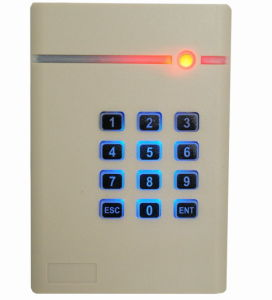 Standard Wiegand 26bit Standalone Controller for Single Door Access Control pictures & photos