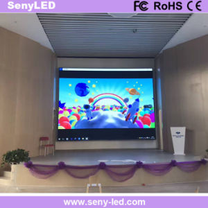 Slim Die-Casting P3 Rental Indoor/Outdoor Full Color LED Video Wall for Stage Performance pictures & photos