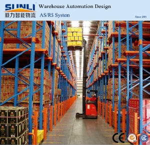 Q235B Steel Heavy Duty Pallet Storage Warehouse Racking pictures & photos