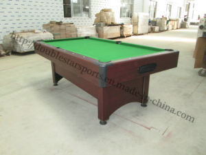 Cheap Pool Tables 9FT Pool Table for Sale pictures & photos