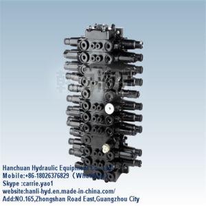 Guangzhou Excavator Hydraulic Doosan Control Diesel Valve (Doosan 55) pictures & photos