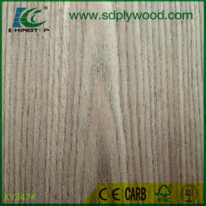Engineered Wood Oak Walnut Veneer/Timber Veneer pictures & photos