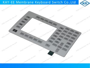 Silver Ink Printed ESD Switch Keyboard Panel Control pictures & photos