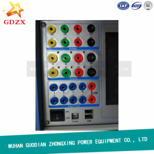 China Six Phase 30A Relay Protection Tester pictures & photos