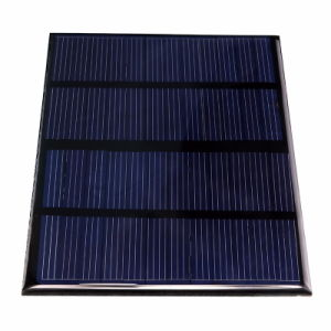 12V 1.5W Epoxy Polycrystalline Silicon Solar Panels pictures & photos