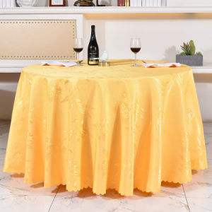 Event Wedding Table Cloth for Hotel Restaurant Table Linen (DPF107107) pictures & photos