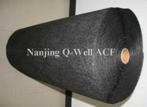 China Direct Supply Activated Carbon Fiber Surface Mat/Felt, Acf, A17001 pictures & photos