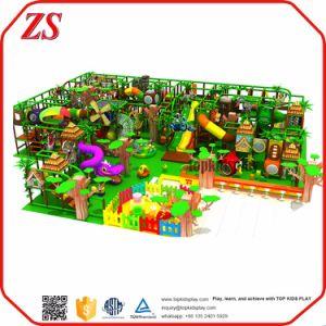Indoor Playground Equipment Indoor Soft Play Equipment Kids Indoor Play Structure pictures & photos