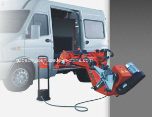 Mobile Truck Tire Changer, Bus/Truck Tyre Changer, Full Automatic Tire Changer pictures & photos