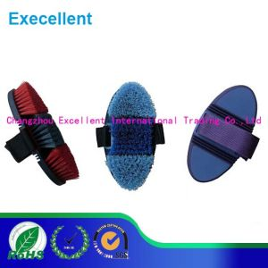 Hot Selling Horse Cleaning Brush for Horse Massage pictures & photos