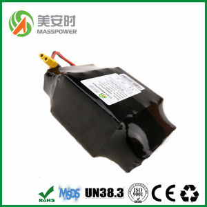 High Quality 18650 Rechargeable 36V 4.4ah 10s2p Lithium Battery Pack for Scooter