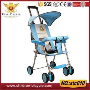 Red Blue Yellow Pink Black Green Baby Strollers pictures & photos