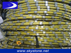 Inquiry for Diamond Wire Saw Block Dressing Wire pictures & photos