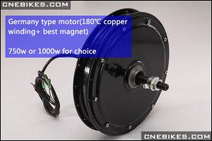 750W/1000W Hub DC Motor Electric Bike Conversion Kits pictures & photos