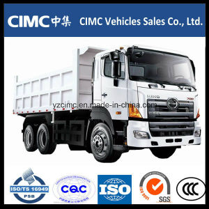 High Quality 40 Ton Hino 8X4 Dump Truck for Sale pictures & photos