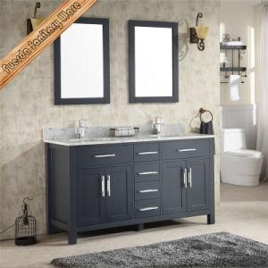 Fed-1985c Solid Wood Bathroom Vanity Bath Cabinet China Bath Vanity pictures & photos