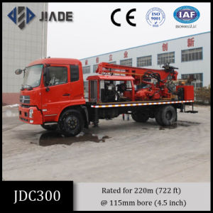 Dongfeng Chassis Truck Mounted Drilling Rig pictures & photos
