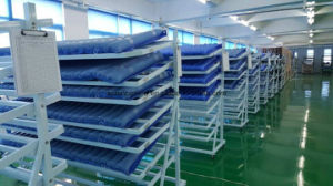 Hospital Bed Air Mattress with Movable Door for Fecal and Urine (SC-BM04+P1000II) pictures & photos
