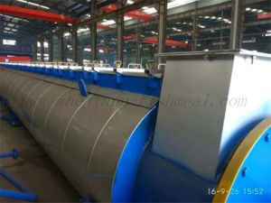Fishmeal Machines for Wet Processing Fishmeal Plant Line pictures & photos