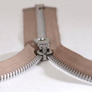 #5 Nickel Brass Zipper pictures & photos