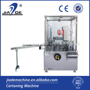 Automatic Pouch Boxing Machine (JDZ-120) pictures & photos