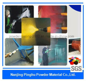 High Quality Polyester Resin Powder Coatings pictures & photos
