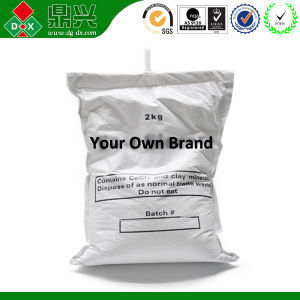 Super Cacl2/Clay Dry Container Desiccant