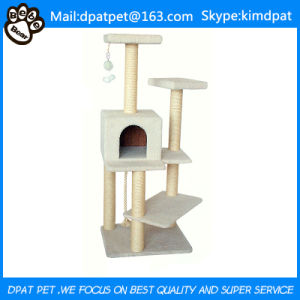 Eco-Friendly Feature and Cats Application Waterproof Cheap Cat Tree pictures & photos