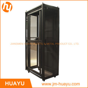 4u-42u Exquisite 19 Inch Network Server Enclosure Wall Mounted Cabinet with Lock pictures & photos