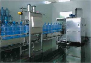SGS 5 Gallon Pure Water Filling Machine (QGF-450) pictures & photos