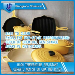 Single Layer Black Ceramic Non-Stick Coating (C-105) pictures & photos