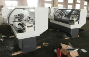 Ck6140 Rebar Steel Prices Metal Lathe Machine pictures & photos