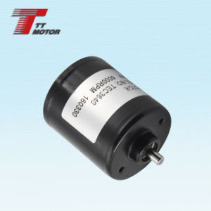 12-24V conditioning damper actuator 36mm brushless DC motor pictures & photos